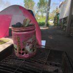BBQシーズン到来 チャコスタを作ってみました