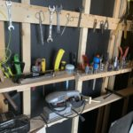 道具の小屋を作ったよ